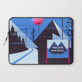 Welcome to Twin Peaks Laptop Sleeve