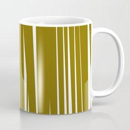 gold lines, wild ethno Elements gold Coffee Mug