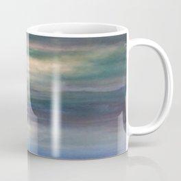Double Setting Sun Coffee Mug