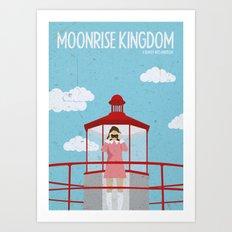 Moonrise Kingdom-2 Art Print