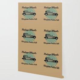 Vintage Wheels - Hispano Suiza K6 Wallpaper