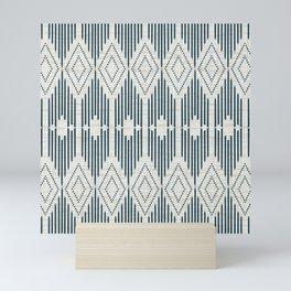 West End - Linen Mini Art Print