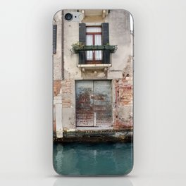 A venice door iPhone Skin