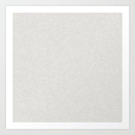 Embossed Art Paper Texture Art Print