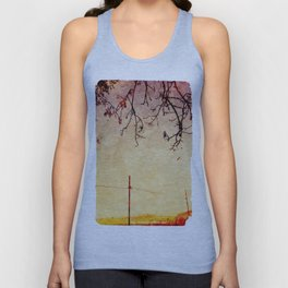 Lazy Summer afternoons Unisex Tank Top