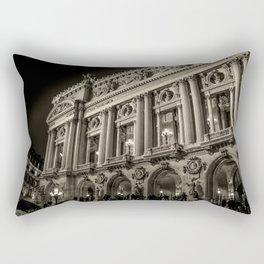 Opera Paris Garnier France Rectangular Pillow