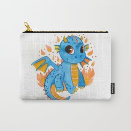 Dragon Nursery Illustration Carry-All Pouch