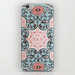 Paisly Prints iPhone Skin