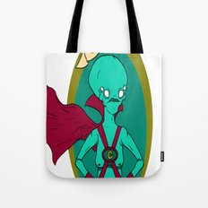 The Great and Powerful Cranius Tote Bag