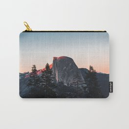 Last Light at Yosemite National Park Carry-All Pouch