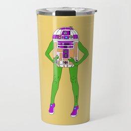 Alien Robot Cosplay Travel Mug