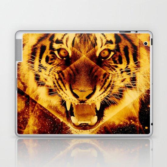 Tigris Beautiful Symmetry Laptop & iPad Skin