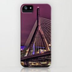 Zakim bridge, Boston MA  Slim Case iPhone (5, 5s)