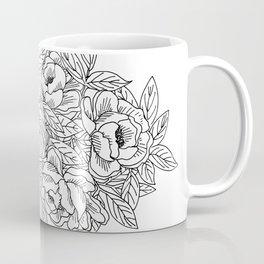 Rose Arrangement Coffee Mug