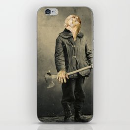 SEASONS DON'T FEAR THE REAPER iPhone Skin