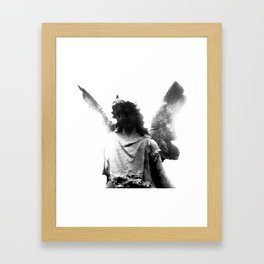 Angel Framed Art Print
