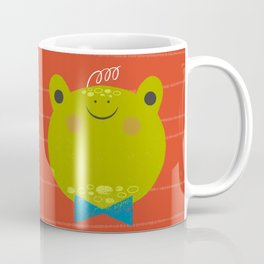 Dressy Froggy Coffee Mug