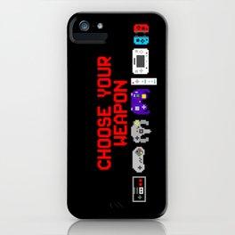 Don't Lose Control iPhone Case