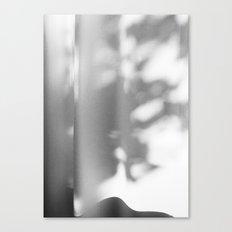 Shadows in balkony Canvas Print