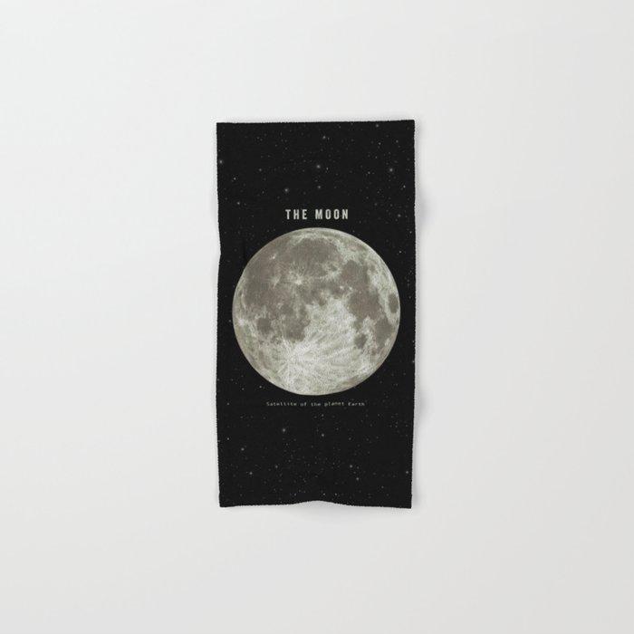 The Moon Hand & Bath Towel
