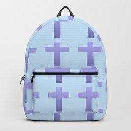 Christian Cross 31 Backpack