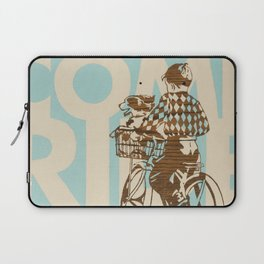 Come Ride Laptop Sleeve
