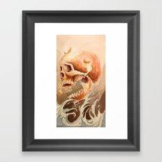 Unbelievable Framed Art Print