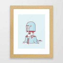 Blubber Brothers Framed Art Print