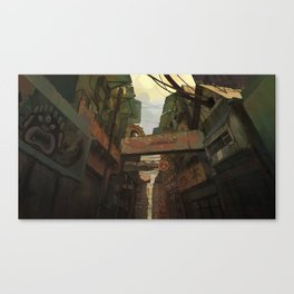 Z_W_O_A_M Canvas Print