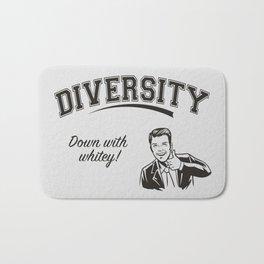 Diversity - Down With Whitey Bath Mat