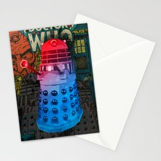 Exterminate! Stationery Cards