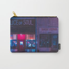 Slice - Memphis Photo Print Carry-All Pouch