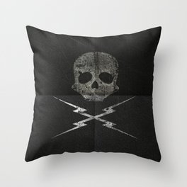 Death Proof Throw Pillow