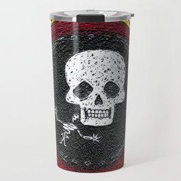 Zia Skeleton Travel Mug