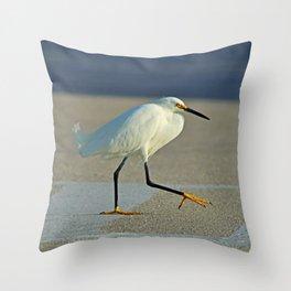 Beautiful Energy Throw Pillow
