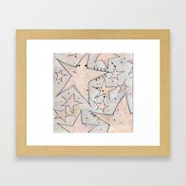 I Am Stardust Series 1.3 Framed Art Print
