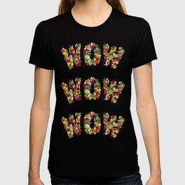 Vegan WOW T-shirt