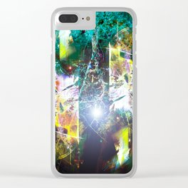 """""""The Wishing Tree"""" Clear iPhone Case"""