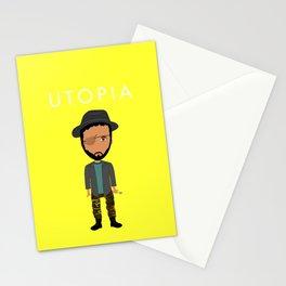 Wilson Wilson de Utopía Stationery Cards