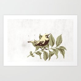 the Mokingbird Art Print