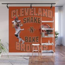Shake n Bake  Browns Wall Mural
