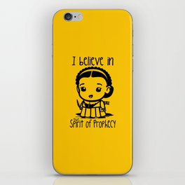 I believe in the Spirit of Prophecy iPhone Skin