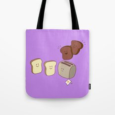 Toasty Business! Tote Bag