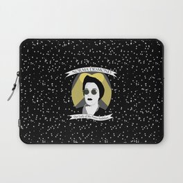 Norma Desmond - Our Lady of the Fierce Ambition Laptop Sleeve