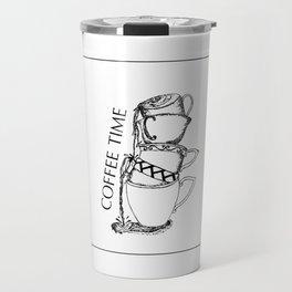 Coffe time Travel Mug