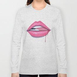 Bite it. Long Sleeve T-shirt