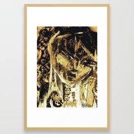 """""""JAVA"""" Framed Art Print"""