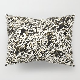 Relief Pattern Abstract Pillow Sham