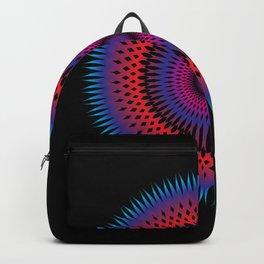 Floral Color Backpack