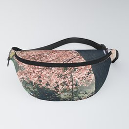hear the whisper of the leaves Fanny Pack